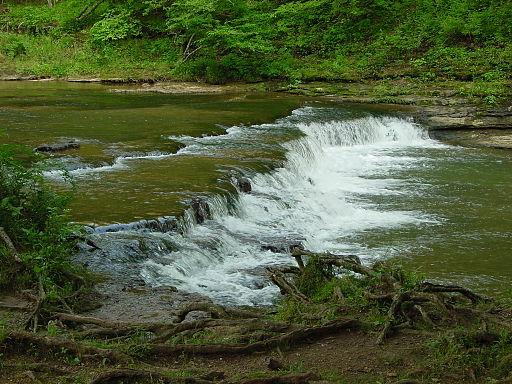 Crockett_Falls_in_David_Crockett_State_Park_(Side_View_-_June_2005)